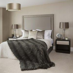 Contemporary designer bedroom furniture