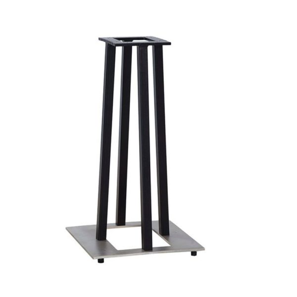 Contemporary table base, quality manufactured in Europe.