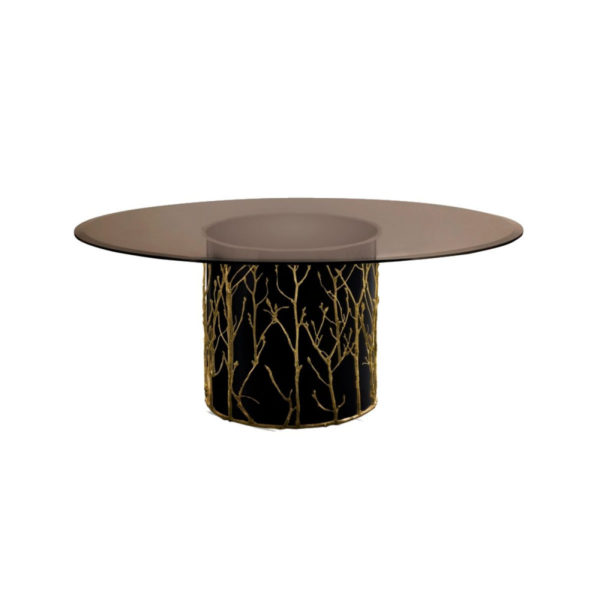 Designer table, quality manufactured in Europe